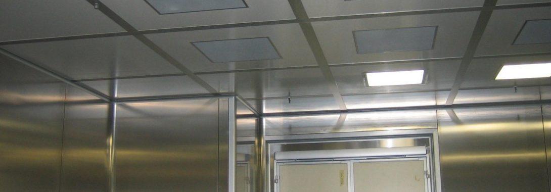 Controsoffitto modulare integrato Sandwich – COD. CMI SAND.012
